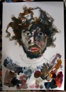 autoportrait 27.5.12